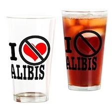 Antilove Drinking Glass
