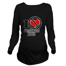 Unique Antilove Long Sleeve Maternity T-Shirt