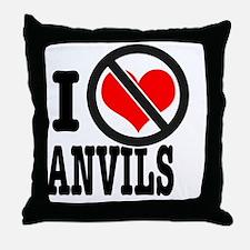 Cute Antilove Throw Pillow