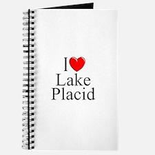 """I Love Lake Placid"" Journal"