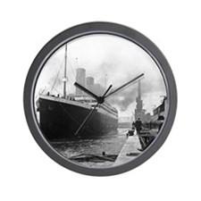 Titanic Wall Clock