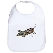 Unique Grasshopper Bib