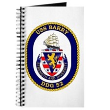 USS Barry DDG-52 Journal