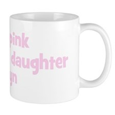 Daughter Jacquelyn (wear pink Mug