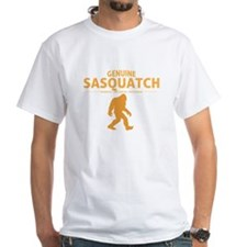 Orange Genuine Sasquatch T-Shirt