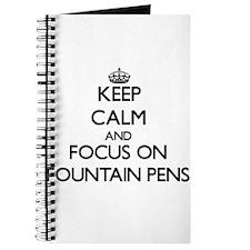 Unique Fountain Journal