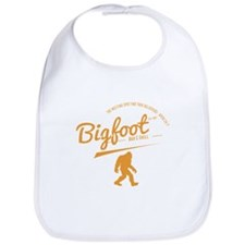 Orange Bigfoot Bar And Grill Bib