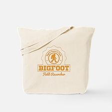 Orange Bigfoot Research Team Field Researcher Tote