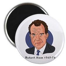 Richard Nixon Magnet