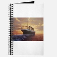 Cute Titanic Journal