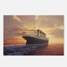 Cute Titanic Postcards (Package of 8)