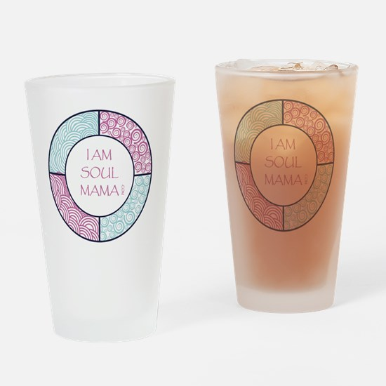 IASM Logo Drinking Glass