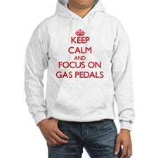 Unique Keep calm and pedal Hoodie