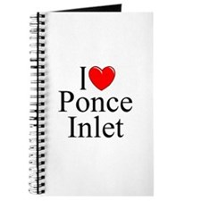 """I Love Ponce Inlet"" Journal"