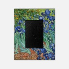 Irises by Vincent Van Gogh Picture Frame