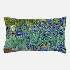 Irises by Vincent Van Gogh Pillow Case