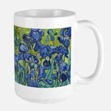 Irises by Vincent Van Gogh Mugs