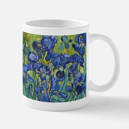 Irises by Vincent Van Gogh Mugs