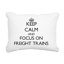 Cute Csx Rectangular Canvas Pillow