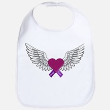 Hearts of Hope Bib