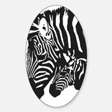 Zebra Power Decal