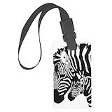 Zebra print Large