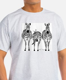 Zebra Power T-Shirt