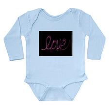 Love Valentine Body Suit