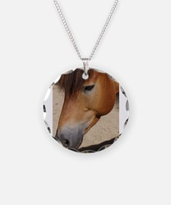 Cute Horse grooming Necklace