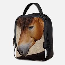 Unique Horse power Neoprene Lunch Bag