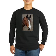 Wonderful Horse Animal Long Sleeve T-Shirt