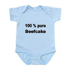 100% pure Beefcake Body Suit