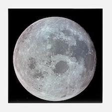Apollo 11 Moon Tile Coaster Dad's Christmas Gift
