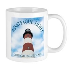 Assateague Light. Mug Mugs