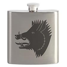 Wild Boar Flask