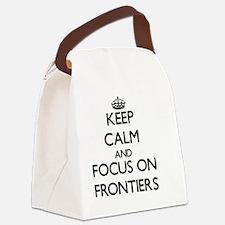 Cute Borderlands Canvas Lunch Bag