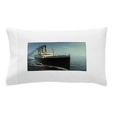 Unique Titanic Pillow Case
