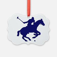 POLO HORSE Ornament