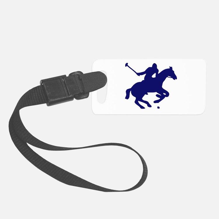 POLO HORSE Luggage Tag