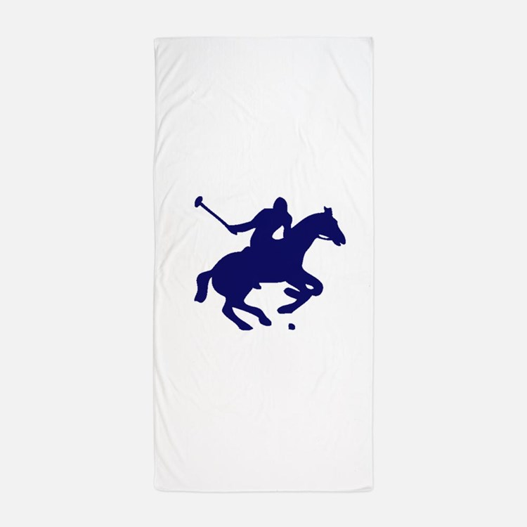 POLO HORSE Beach Towel
