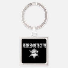 Retired Dective Keychains