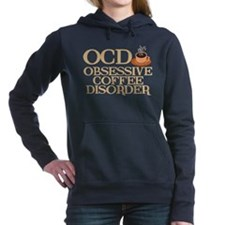 Funny Coffee Women's Hooded Sweatshirt