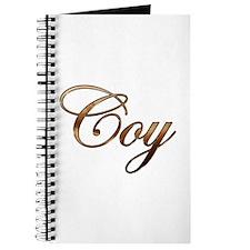 Unique Coy Journal