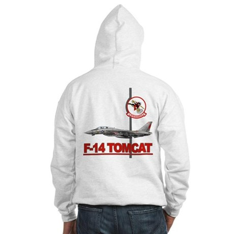 VF-191 SATAN'S KITTENS Hooded Sweatshirt