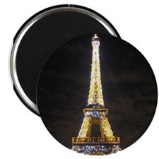 Cute Eiffel tower paris france Magnet