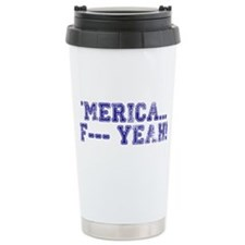 Cute Cookout Travel Mug