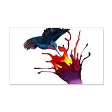Hummingbird Wall Decal