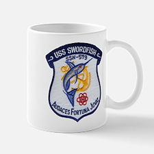 USS SWORDFISH Mug
