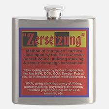 ZERSETZUNG USA Flask