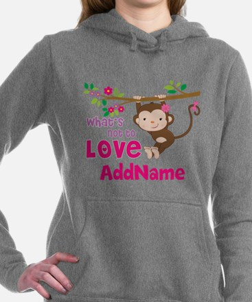Whats Not to Love Person Women's Hooded Sweatshirt